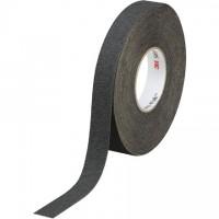 "Black 3M 310 Safety-Walk™ Tape, 1"" X 60'"