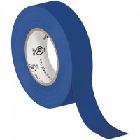 "Electrical Tape, 3/4"" x 20 yds., Blue"