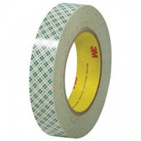 "3M 410M Double Sided Masking Tape, 1"" x 36 yds., 6 Mil Thick"