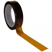 """Kapton® Tape, 1/2"""" x 36 yds., 1 Mil"""