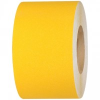 "Yellow Heavy Duty Anti-Slip Tape, 4"" x 60'"