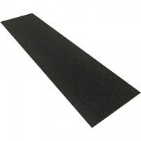 "Black Anti-Slip Treads, 6 x 24"""