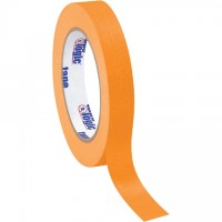 "Orange Masking Tape, 3/4"" x 60 yds., 4.9 Mil Thick"