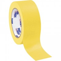 "Yellow Masking Tape, 2"" x 60 yds., 4.9 Mil Thick"