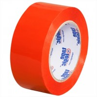 """Orange Carton Sealing Tape, 2"""" x 110 yds., 2.2 Mil Thick"""