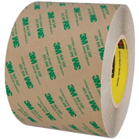 "3M 468MP High Performance Adhesive Transfer Tape, 6"" x 60 yds., 5 Mil Thick"