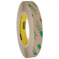 "3M 468MP High Performance Adhesive Transfer Tape, 3/4"" x 60 yds., 5 Mil Thick"