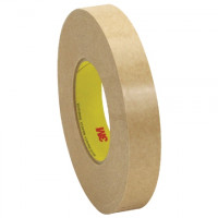 "3M 9498 General Purpose Adhesive Transfer Tape, 1"" x 120 yds., 2 Mil Thick"