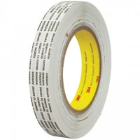 "3M 466XL General Purpose Adhesive Transfer Tape, 3/4"" x 1000 yds., 2 Mil Thick"