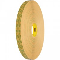 "3M 465XL General Purpose Adhesive Transfer Tape, 1/2"" x 60 yds., 2 Mil Thick"