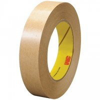 "3M 465 General Purpose Adhesive Transfer Tape, 1"" x 60 yds., 2 Mil Thick"