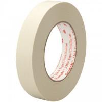 "3M 2364 Masking Tape, 1"" x 60 yds., 6.5 Mil Thick"