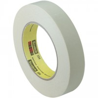 "3M 234 Masking Tape, 1/2"" x 60 yds., 5.9 Mil Thick"
