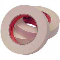 "3M 213 Masking Tape, 1"" x 60 yds., 6.5 Mil Thick"
