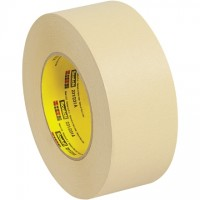 "3M 231 Masking Tape, 2"" x 60 yds., 7.6 Mil Thick"
