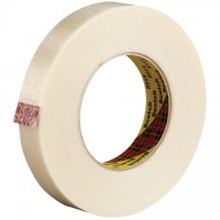 "3M 8919 Strapping Tape, 3/4"" x 60 yds., 7.0 Mil Thick"