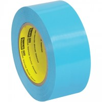 "3M 8898 Blue Strapping Tape, 2"" x 60 yds., 4.6 Mil Thick"