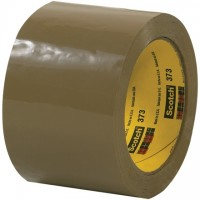 "3M 373 Tape, Tan, 3"" x 55 yds., 2.5 Mil Thick"