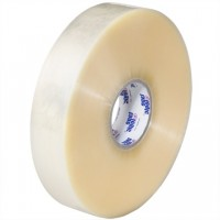 """Clear Machine Carton Sealing Tape, Economy, 2"""" x 1000 yds., 1.9 Mil Thick"""