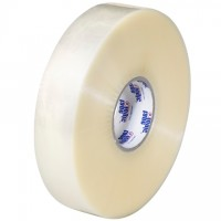 """Clear Machine Carton Sealing Tape, Economy, 2"""" x 1000 yds., 1.6 Mil Thick"""