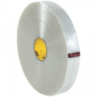 """Clear Machine Carton Sealing Tape, 3M 355, 2"""" x 1000 yds., 3.5 Mil Thick"""