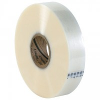 """Clear Machine Carton Sealing Tape, 3M 369, 2"""" x 1000 yds., 1.6 Mil Thick"""
