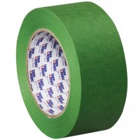 "Green Painter's Masking Tape, 2"" x 60 yds., 5 Mil Thick"
