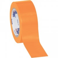 "Orange Vinyl Tape, 2"" x 36 yds., 6 Mil Thick"