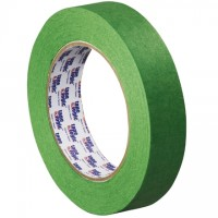"Green Painter's Masking Tape, 1"" x 60 yds., 5 Mil Thick"