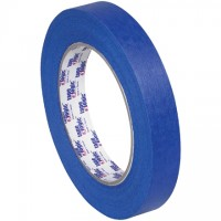 "Blue Painter's Masking Tape, 3/4"" x 60 yds., 5.2 Mil Thick"