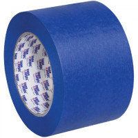"Blue Painter's Masking Tape, 3"" x 60 yds., 5.2 Mil Thick"