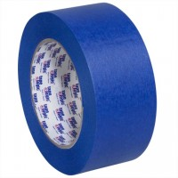 "Blue Painter's Masking Tape, 2"" x 60 yds., 5.2 Mil Thick"