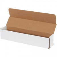 Indestructo Mailers, White, 17 1/2 x 3 1/2 x 3 1/2""