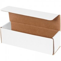 Indestructo Mailers, White, 10 x 3 x 3""