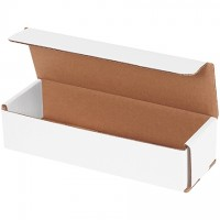 Indestructo Mailers, White, 9 x 3 x 2""