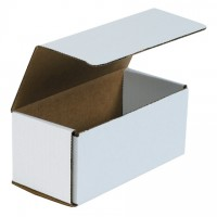Indestructo Mailers, White, 7 1/2 x 3 1/2 x 3 1/4""