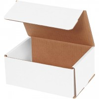 Indestructo Mailers, White, 7 x 5 x 3""