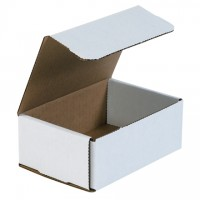 Indestructo Mailers, White, 6 1/2 x 4 1/2 x 2 1/2""