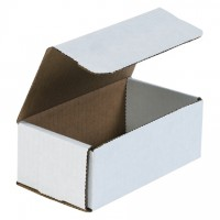 Indestructo Mailers, White, 6 1/2 x 3 5/8 x 2 1/2""