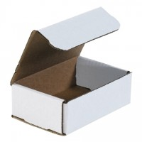 Indestructo Mailers, White, 6 x 4 x 2""