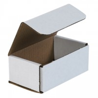 Indestructo Mailers, White, 5 x 3 x 2""