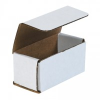 Indestructo Mailers, White, 4 x 2 x 2""
