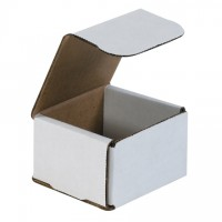 Indestructo Mailers, White, 3 x 3 x 2""
