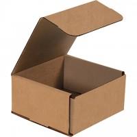 "Indestructo Mailers, Kraft, 6 x 6 x 3"""