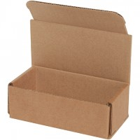 Indestructo Mailers, Kraft, 6 x 3 x 2""