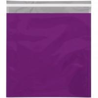 "Glamour Mailers, Flat, Metallic Purple, 10 3/4 x 13"""