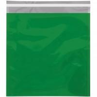 """Glamour Mailers, Flat, Metallic Green, 10 3/4 x 13"""""""