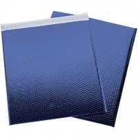 Glamour Bubble Mailers, Blue, 19 x 22 1/2""