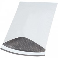 Poly Mailers, Bubble, 10 1/2 x 16""