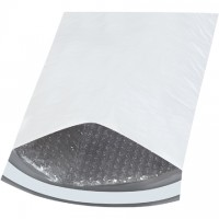 Poly Mailers, Bubble, 8 1/2 x 12""